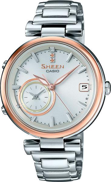 купить Женские часы Casio SHB-100SG-7A недорого