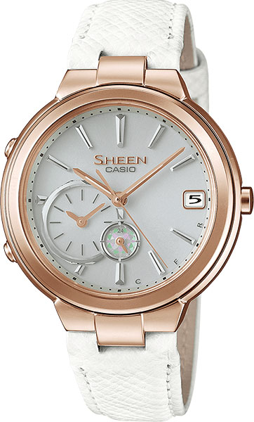 Женские часы Casio SHB-200CGL-7A женские часы elle time 40006s01x