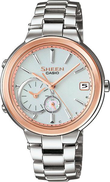 купить Женские часы Casio SHB-200SG-7A недорого