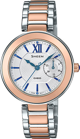 Женские часы Casio SHE-3050SG-7A
