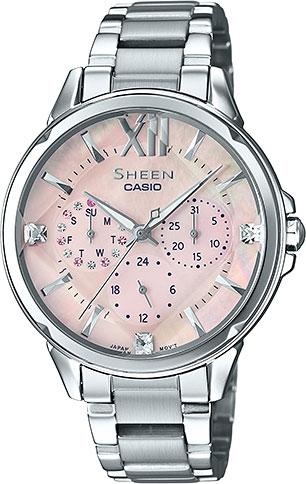 Женские часы Casio SHE-3056D-4A what she left