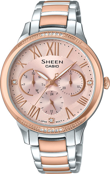 Женские часы Casio SHE-3058SPG-4A tm070rdhp11 tm070rdhp11 00 blu1 00 tm070rdhp11 00 lcd displays screen
