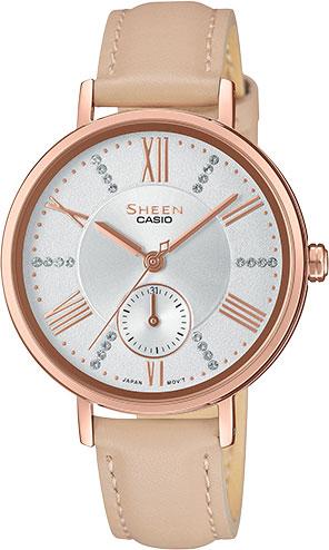 Женские часы Casio SHE-3066PGL-7B