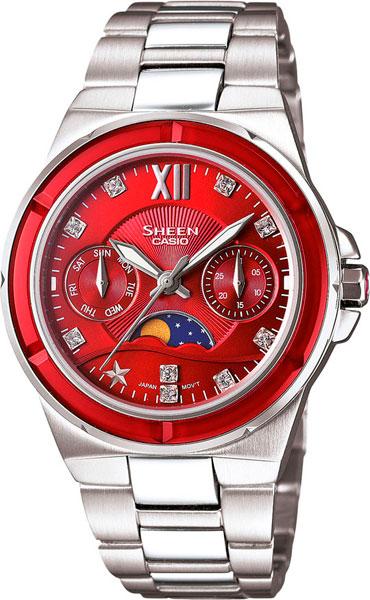 Женские часы Casio SHE-3500D-4A