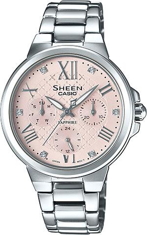 Женские часы Casio SHE-3511D-4A casio sheen she 3511d 4a