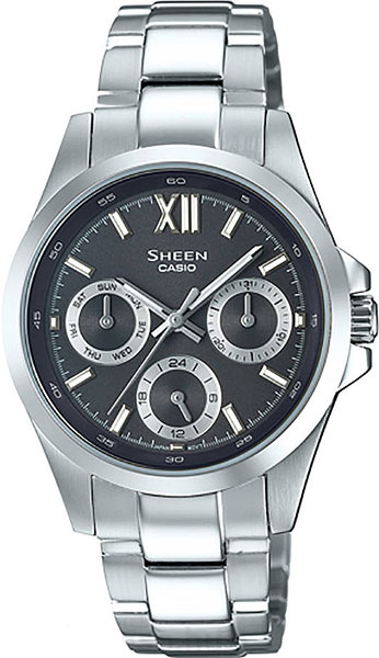 цена на Женские часы Casio SHE-3512D-1A