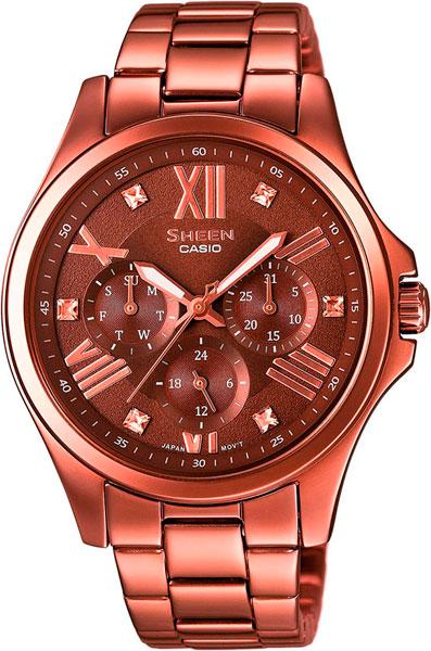 купить Женские часы Casio SHE-3806BR-5A недорого
