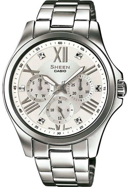 Женские часы Casio SHE-3806D-7A casio she 3806d 7a