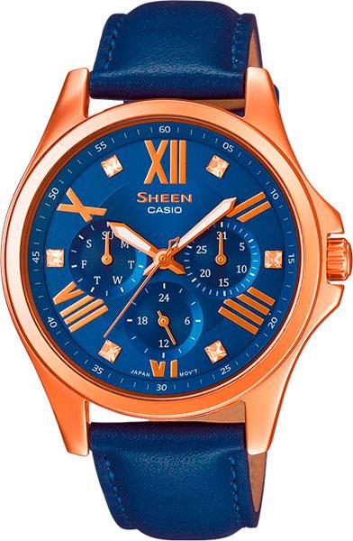 все цены на Женские часы Casio SHE-3806GL-2A онлайн