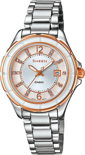 Женские часы Casio SHE-4045SG-7A