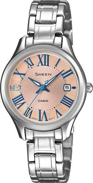 Женские часы Casio SHE-4050D-9A все цены
