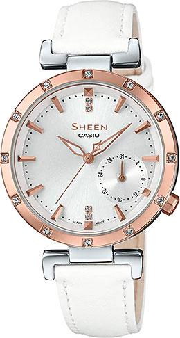 Женские часы Casio SHE-4051PGL-7A