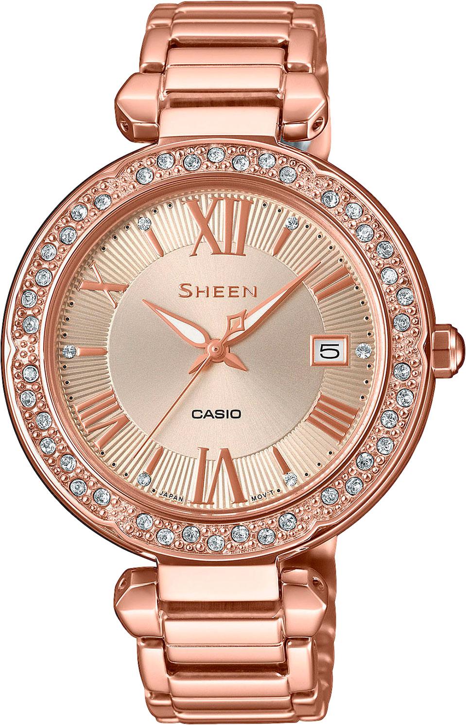 Женские часы Casio SHE-4057PG-4AUER