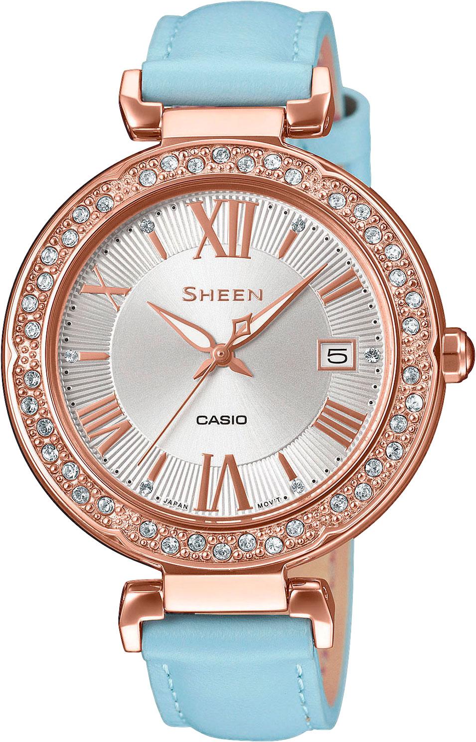 Женские часы Casio SHE-4057PGL-7BUER