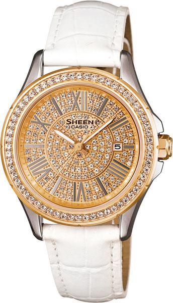 Женские часы Casio SHE-4510GL-9A наручные часы casio she 4510gl 9a
