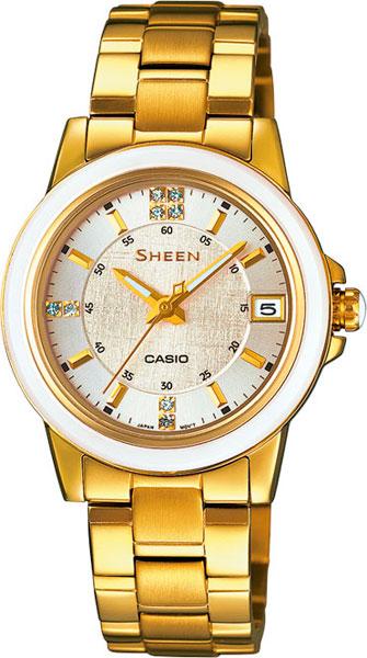 Женские часы Casio SHE-4512G-7A