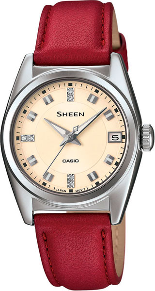 Женские часы Casio SHE-4518L-9A casio hdc 700 9a