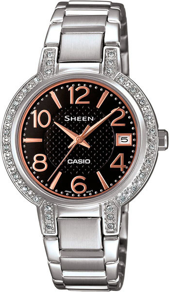 Женские часы Casio SHE-4804D-1A what she left