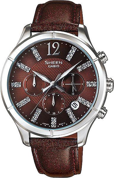 Женские часы Casio SHE-5020L-5A часы casio ltp e118g 5a