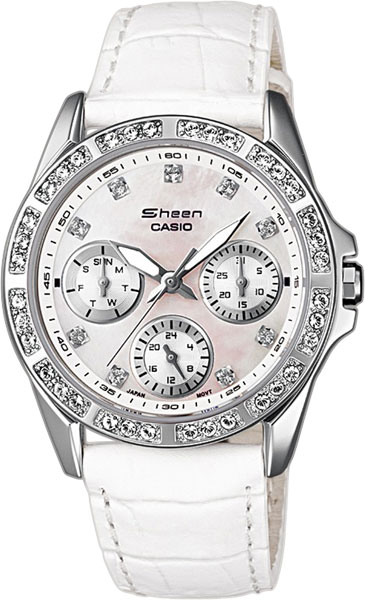 Женские часы Casio SHN-3013L-7A casio watch casual business waterproof quartz ladies watch shn 4019dp 4a shn 4019dp 7a shn 4019lp 7a
