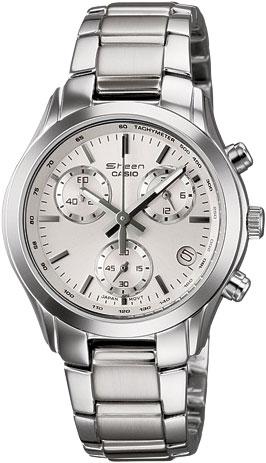 Женские часы Casio SHN-5000BP-7A casio shn 5000bp 7a