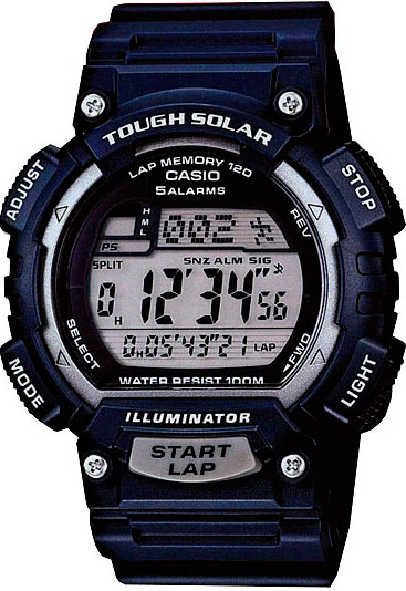 Мужские часы Casio STL-S100H-2A2 часы casio collection stl s100h 1a black