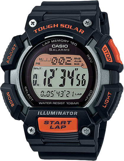 Мужские часы Casio STL-S110H-1A casio stl s110h 1a