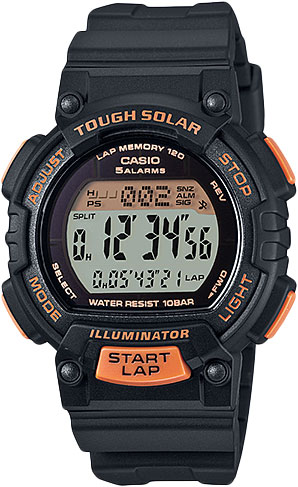 Мужские часы Casio STL-S300H-1B casio stl s300h 1b