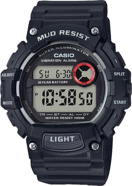 Мужские часы Casio TRT-110H-1A цена и фото