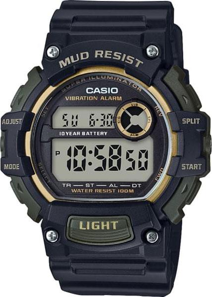 лучшая цена Мужские часы Casio TRT-110H-1A2
