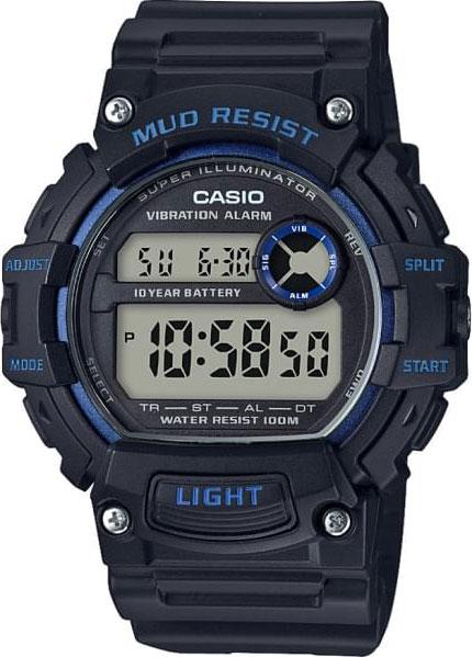 Мужские часы Casio TRT-110H-2A цена и фото