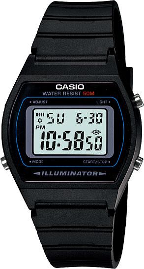 Мужские часы Casio W-202-1A