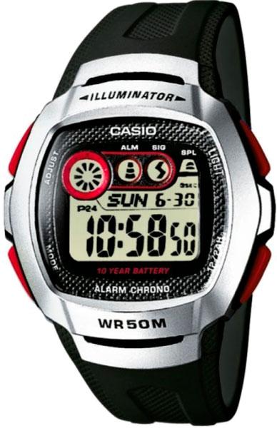 Мужские часы Casio W-210-1D casio pq 31 1d