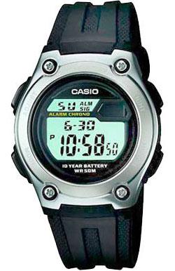 купить Мужские часы Casio W-211-1A онлайн