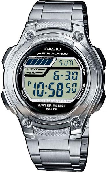 Мужские часы Casio W-211D-1A