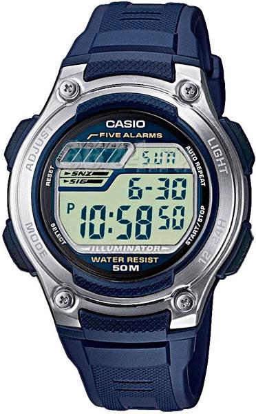 Мужские часы Casio W-212H-2A