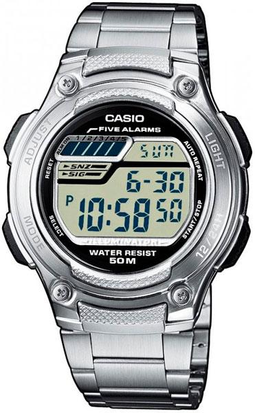 Мужские часы Casio W-212HD-1A casio casio w 212hd 1a
