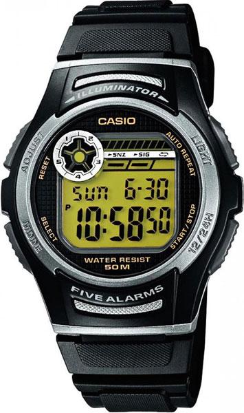 Мужские часы Casio W-213-9A