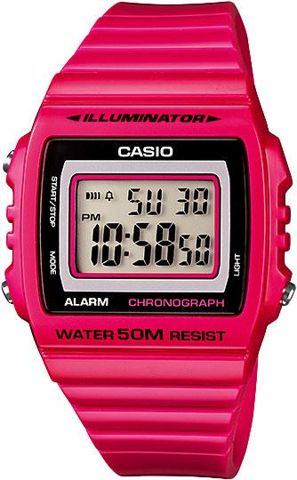 Мужские часы Casio W-215H-4A