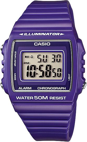 Мужские часы Casio W-215H-6A