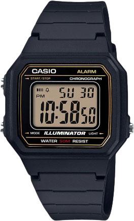 Мужские часы Casio W-217H-9A