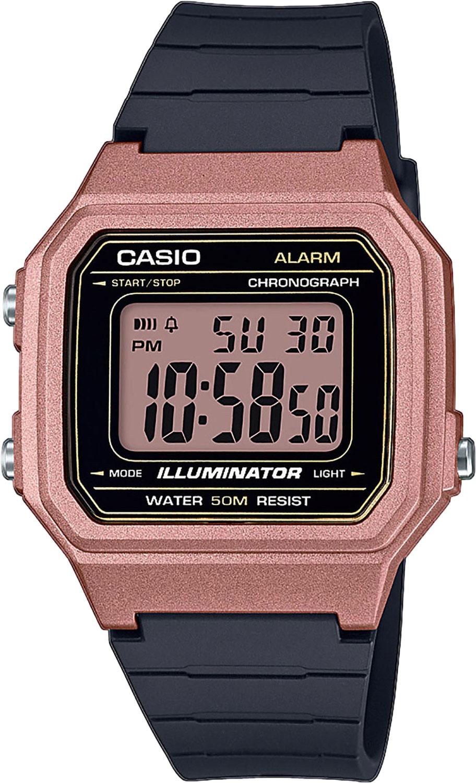 Мужские часы Casio W-217HM-5AVEF