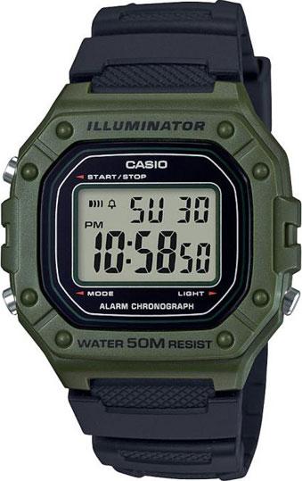 Мужские часы Casio W-218H-3A