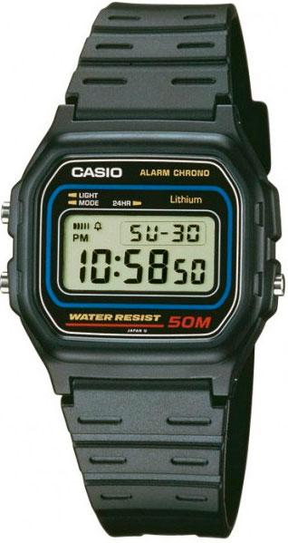 Мужские часы Casio W-59-1
