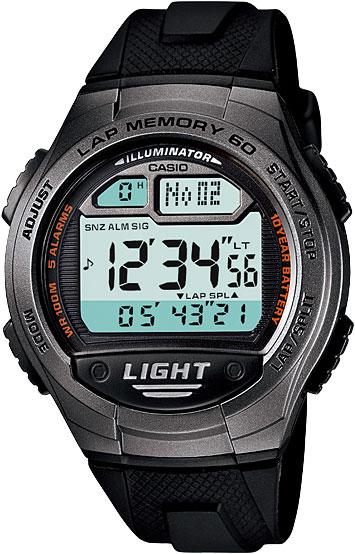 Мужские часы Casio W-734-1A