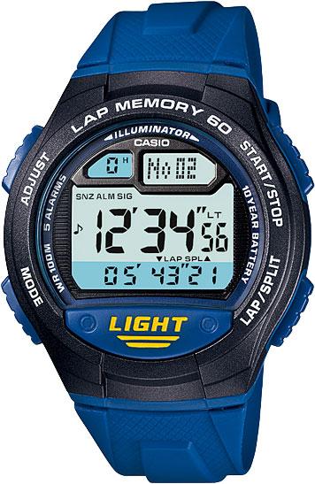 Мужские часы Casio W-734-2A