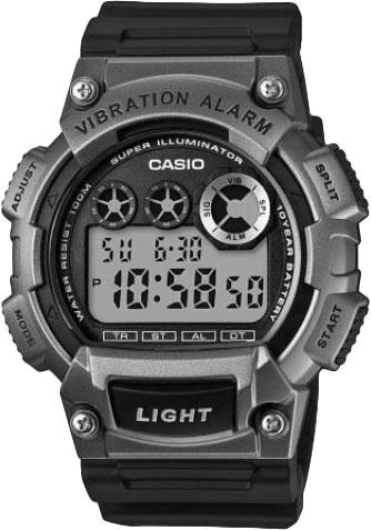 Мужские часы Casio W-735H-1A3 casio casio w 735h 1a3