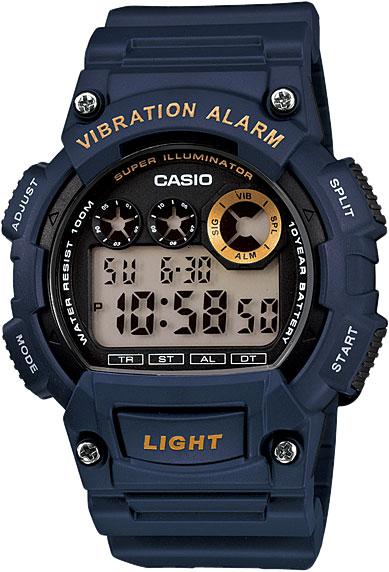 купить Мужские часы Casio W-735H-2A по цене 3390 рублей
