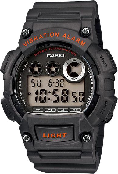 Мужские часы Casio W-735H-8A casio w 735h 1a3