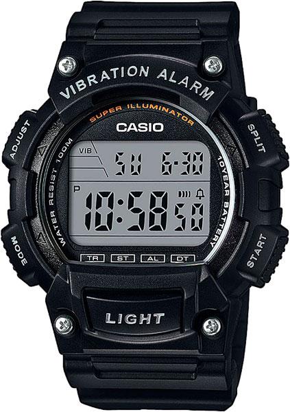Мужские часы Casio W-736H-1A мужские часы casio w 736h 1a